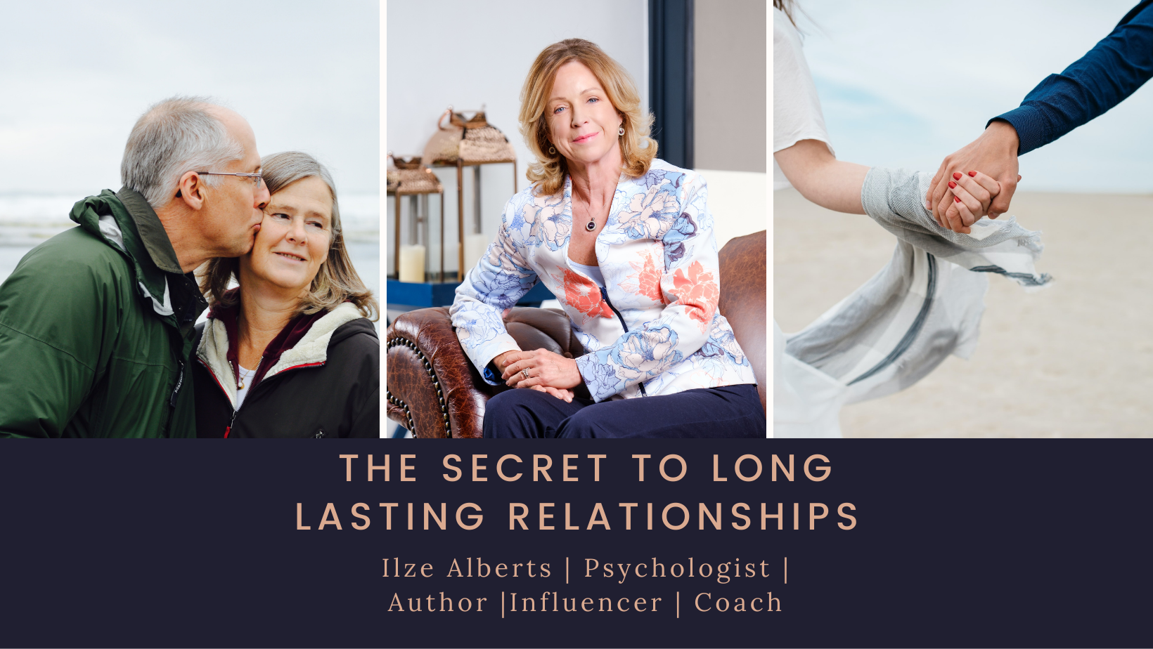 The Secret To Lasting Relationships